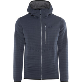Jack Wolfskin Modesto Hooded Jacket Herren night blue